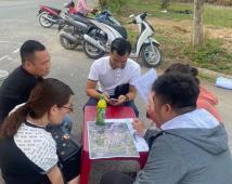 Đất nền dự án đối diện trung tâm hành chính quận Dương Kinh - Giá rẻ, lợi nhuận cao