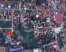 Em cần bán lô đất tại thôn 7 Thiên Hương