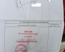 Bán đất tặng nhà ngõ 60 Lương Khánh Thiện, Ngô Quyền, HP. Ngõ ô tô đỗ cửa