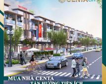 Cơ hội sở hữu nhà phố Centa City chuẩn Singapore - Giá cả tầm trung- Vị trí vàng vùng trung tâm.