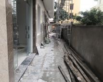 Bán nhà 3 tầng mới xây trong ngõ Phương Lưu Vạn Mĩ. Hướng TB.
