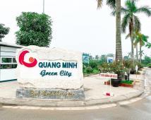 Dự án Quang Minh Green City - Phân khu ECO FORETINA phân lô bán nền tại trung huyện Thuỷ Nguyên