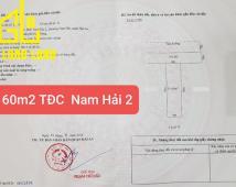 Bán đất TĐC Nam Hải 2, Hải An, Hải Phòng