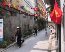 Bán nhà ngõ 266 Trần Nguyên Hãn, Lê Chân, Hải Phòng. DT: 75m2*2 tầng. Giá: 4,2tỷ