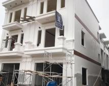 Bán nhà 3 tầng có Gara ô tô, ngõ 6m trung tâm thị trấn An Dương, giá chỉ 1.45 tỷ