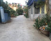 Bán gấp lô đất khu Lương Quán,Nam Sơn, An Dương