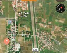 Chuyển nhượng lô đất tại xã Tân Viên, An Lão, Hải Phòng