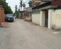 Bán lô đất đường 7m Quỳnh Hoàng, An Dương 7.2 triệu / mét