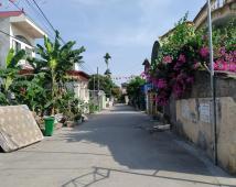 Bán lô đất quá rẻ cho nhà đầu tư tại Mỹ Tranh,Nam Sơn 84 m 550 triệu