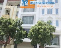 Cho thuê tầng 1 + 2 + 3 tòa nhà số 12 Trần Hoàn, Hải An, Hải Phòng