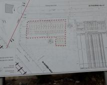 Bán lô đất 53m2 mặt đường Hùng Vương, TĐC Thượng Lý