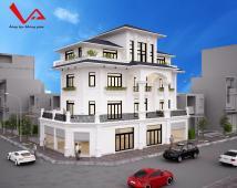 🏣Chính chủ cần bán biệt thự xây thô lô góc đường Hoàng Ngọc Phách - Kênh Dương. Vị trí đẹp.
