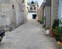 Bán lô đất ngay gần chợ Quán Toan hướng Nam đường 3 m