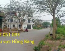Bán lô góc Phân Lô An Trì , Hùng Vương , Hồng Bàng giá 910tr 0782 051 093