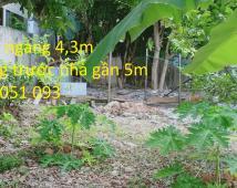 Bán lô đất 90m2 trung tâm phường Sở Dầu , Hồng Bàng giá 1,53 tỷ 0782 051 093