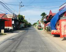 Bán đất mặt đường Nguyễn HỮu Cầu ( chợ tạm cũ ) trên đất hiện có nhà 2 tầng, chỉ việc về ở