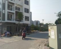 Bán lô góc sau Quận Ủy Hồng Bàng 3.6 tỷ Tây Nam