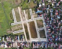 Bán đất phân lô phường Đa Phúc, quận Dương Kinh. Tiềm năng sinh lời cao