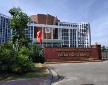 Bán lô đất 61m2 đường rộng 8m,sau Quận Ủy Hồng Bàng. LH: 0914.06.08.30