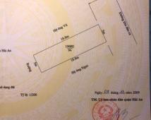 Bán lô đất mặt đường Hạ Đoạn 3. 94m2 ngang 5m. Giá 19tr/m