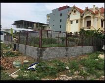 Cần bán lô đất 362m2 chung cư Minh Tân, Kiến Thụy, Hải Phòng