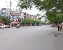 Bán nhà mặt phố Trần Ngyên Hãn, Lê Chân, Hải Phòng. DT 110m2, ngang 9m