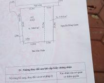 Bán đất xây biệt thự cực đẹp Kiến Thụy. Giá chỉ hơn 2 triệu tẹo /m2
