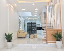 Bán nhà 4 tầng siêu đẹp tặng combo nội thất, ngõ to 5m : Nguyễn Văn Linh - Vĩnh Niệm - Lê Chân - Hải Phòng