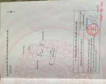 Bán lô đất 45m2 giá chỉ 670 triệu tại ngõ Đông Phong, Nam Hải.