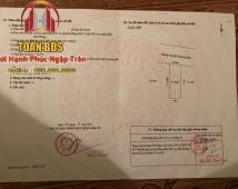 Bán gấp 3 lô liền mặt đường Nguyễn Bỉnh Khiêm 40m2. Giá 1,44 tỷ