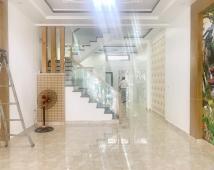 Bán nhà 4 tầng xây mới độc lập có sân để ô tô + 2 mặt tiền đường to : Bùi Thị Từ Nhiên - Đông Hải 1 - Hải An - Hải Phòng