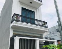 Nhà độc lập 3 tầng  Vĩnh Khê An Đồng. Lh 0906 003 186