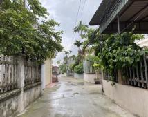 Bán lô đất tại thôn 5 Tân Dương, gần cầu Bính. Diện tích nhỏ xinh 75m2