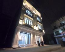 Bán nhà 4 tầng độc lập Ngõ Trung Lực - Đằng Lâm, Hải An