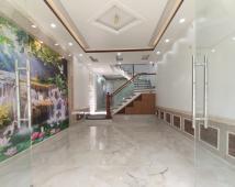 Bán dãy nhà 4 tầng xây mới Văn Cao. Ô tô vào tận trong nhà – ngõ thông Lạch Tray