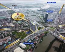 Chung cư cao cấp 37 tầng ở Sở Dầu, Hồng Bàng, Hải Phòng