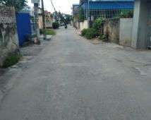 Chính chủ nhờ bán lô đất mặt trục đường thôn Quỳnh Hoàng -Nam Sơn -An Dương -Hải Phòng