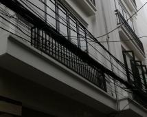 Bán nhà ngõ Lạch Tray Ngô Quyền 4 tầng 75m2 ngõ nông