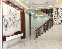 Bán nhà 4 tầng độc lập mặt ngõ 192 Nguyễn Cộng Hoà, 40m2, 4 tầng xây mới. LH: 0906 111 599