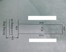 Bán đất tặng nhà mặt đường : - Đường 203 - An Đồng - An Dương - Hải Phòng GIÁ SIÊU RẺ, chỉ 32tr/m