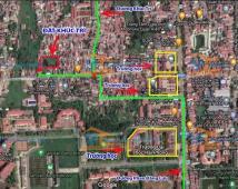 Bán vài xuất ngoại giao tại 3 khu đấu giá Đồng Hòa, Khúc Trì, Kha Lâm 07664.07668