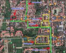 Bán đất đấu giá Kiến An. Diện tích từ 60 đến 80m2. Giá giao động từ 10triệu đến 14 triệu 1m2. LH 0968448807