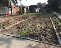 Bán 2 lô đất ở Hoa Động, ngõ to otô vào tận nơi, cách mặt đường 20m. LH: 0906 111 599