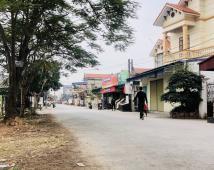 Bán lô đất 132m vị trí đẹp nhất trục chính Uỷ ban Xã Đông Sơn - Thuỷ Nguyên