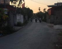 Bán đất lô đất mặt đường tại Kiến Phong,Đồng Thái,An Dương.Giá 1,86 tỷ .LH: 0981 265 268