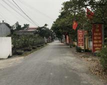 Bán lô đất 59m Đặng Cương, An Dương giá  1 tỷ