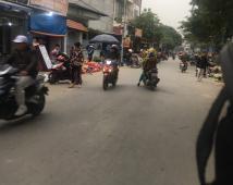 Đất 5x20 mặt đường Thái Sơn-An Lão, gần chợ kinh doanh tốt-giá đầu tư