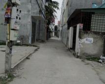 Bán đất gần cổng làng Vĩnh Khê, An Đồng, An Dương. Giá 1.33 tỷ