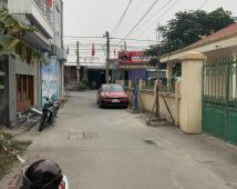 Bán lô đất mặt ngõ thông ở Đồng Hoà