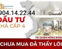 Bán gấp nhà 2 tầng mặt đường khu phố cổ phường Minh Khai nở hậu, kinh doanh hiệu suất cao – LH 0904.14.22.55